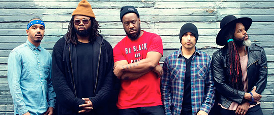 TURN IT UP! – The Robert Glasper Experiment ft. KING: Move love Turn it up!