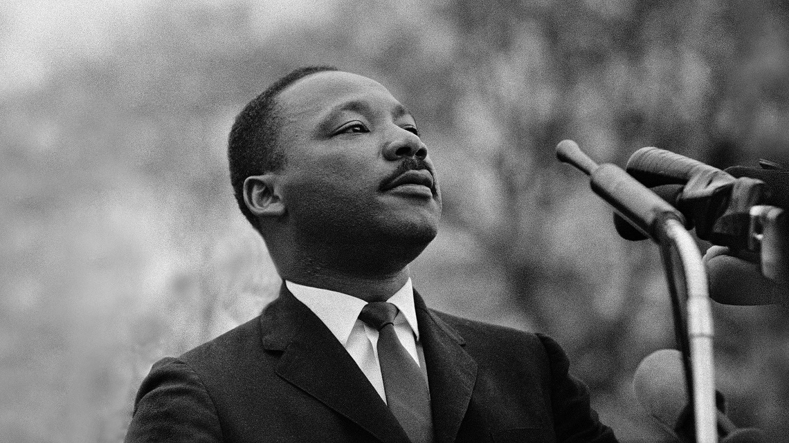 TURN IT UP! - Martin Luther King: I have a dream Turn it up!