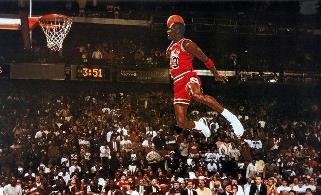 Michael Jordan - Limitless Sport