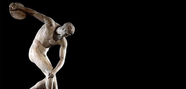 Il discobolo di mirone rappresenta la comunicazione efficace verso noi stessi