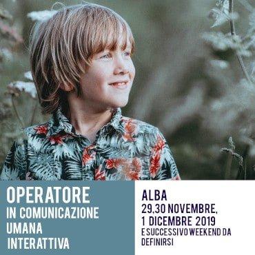 Corso Operatore CUI – Alba