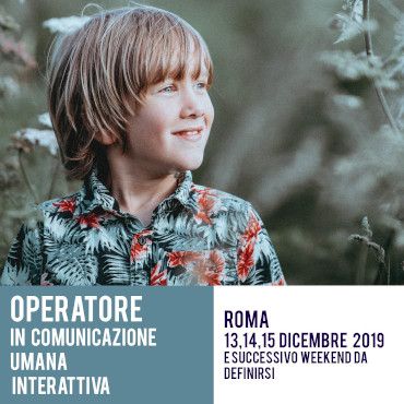 Corso Operatore CUI – Roma